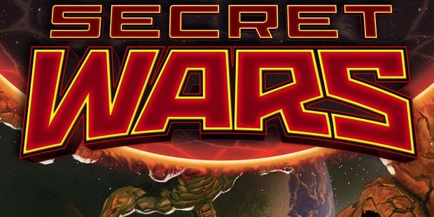 Secret Wars Immagine di copertina
