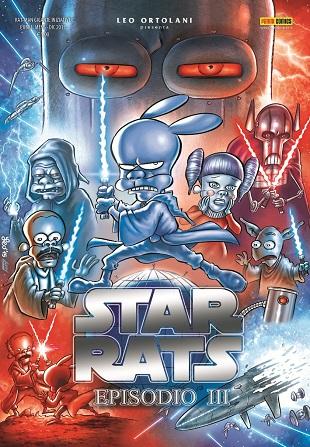 """""""Star Rats - Episodio III: La vendetta colpisce ancora"""" in uscita il 16 dicembre"""