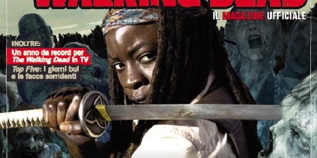 In uscita l'ottavo numero di The Walking Dead Magazine