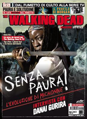 The Walking Dead magazine 8