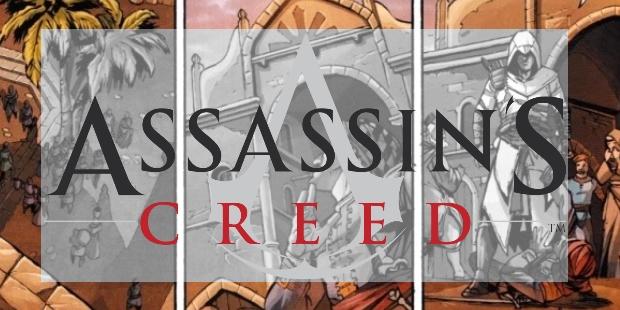 Assassin's Creed: dal videogioco al fumetto