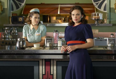 Per Lindsy Fonseca ritorno inusuale in Agent Carter
