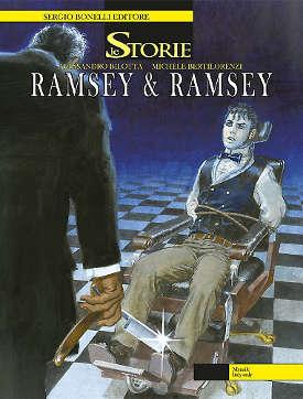 Le Storie #38 - Ramsey & Ramsey (Bilotta, Bertilorenzi)