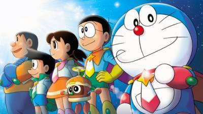 Doraemon Il Film – Nobita e gli eroi dello spazio: trailer e poster