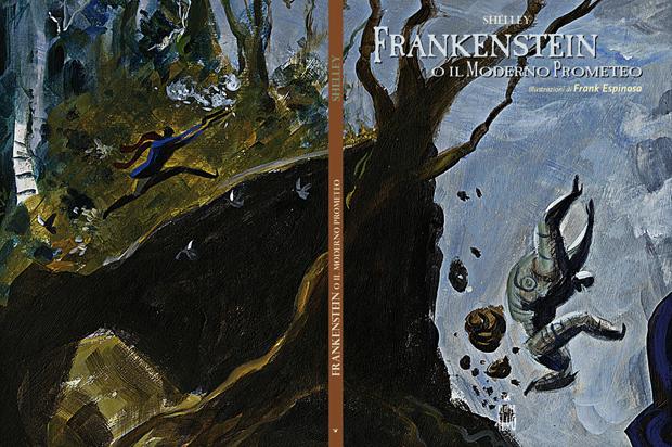 Kleiner Flug pubblicherà Frankenstein di Frank Espinosa