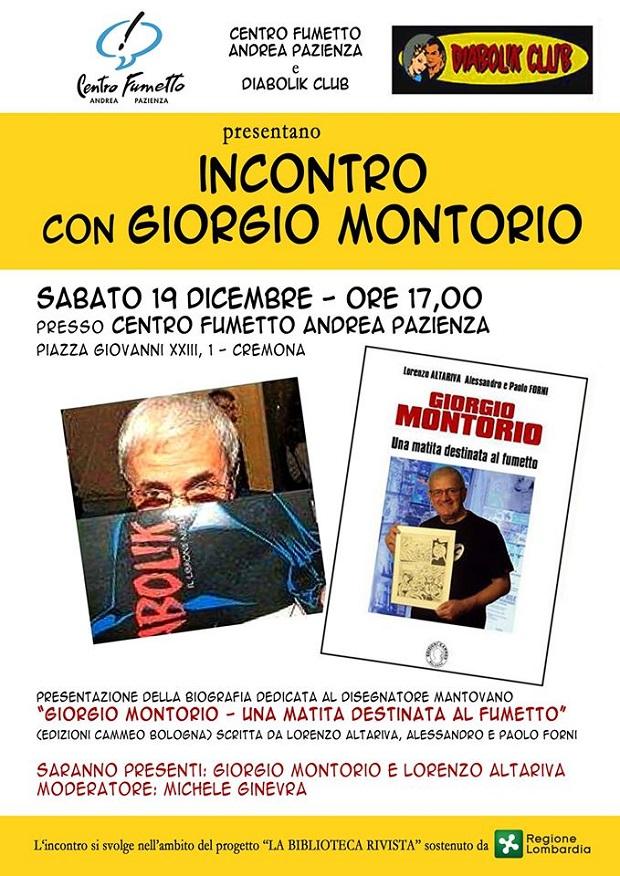 La diabolika matita di Giorgio Montorio