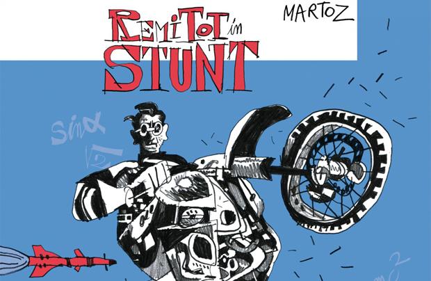 remi tot in stunt_evidenza