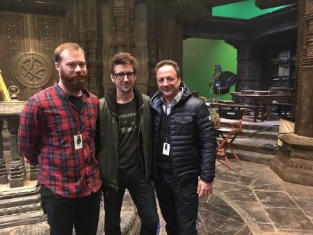 Doctor Strange: nuova immagine dal set