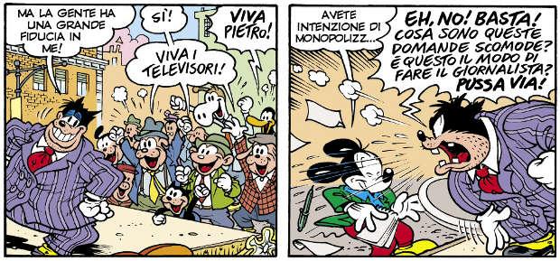 Topolino incontra Topolino: i due Mickey di Casty e Bonfatti