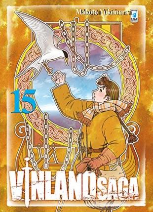 vinland saga 15 - cover