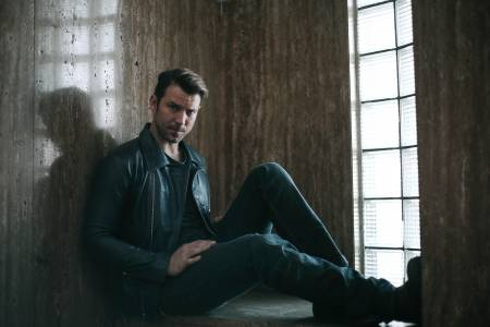Interview to Wil Traval (Marvel's Jessica Jones)