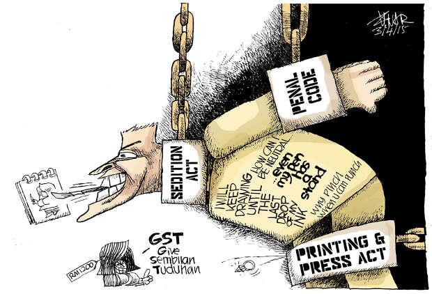 #corriconme: una firma per Zunar