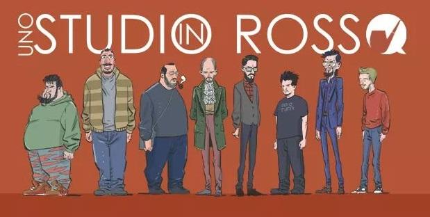 """I cinque fumetti del 2015 secondo """"Uno studio in rosso"""""""