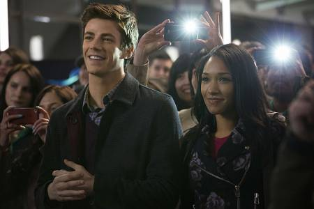 The Flash: novità in arrivo per Barry e Iris