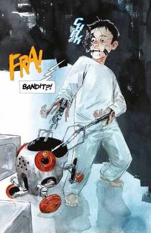 Descender - Stelle di latta, i robot di Jeff Lemire e Dustin Nguyen