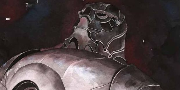 Descender – Stelle di latta, i robot di Jeff Lemire e Dustin Nguyen