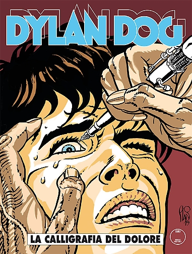 Dylan Dog #352 (Cavaletto, AA VV)