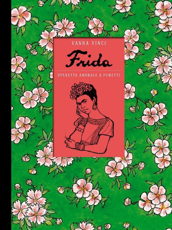 Vanna Vinci: in mostra i disegni preparatori di Frida Kahlo