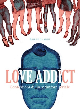 """Love addict"" di Koren Shadmi in uscita per Bao"