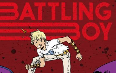 Battling Boy di Paul Pope sul grande schermo