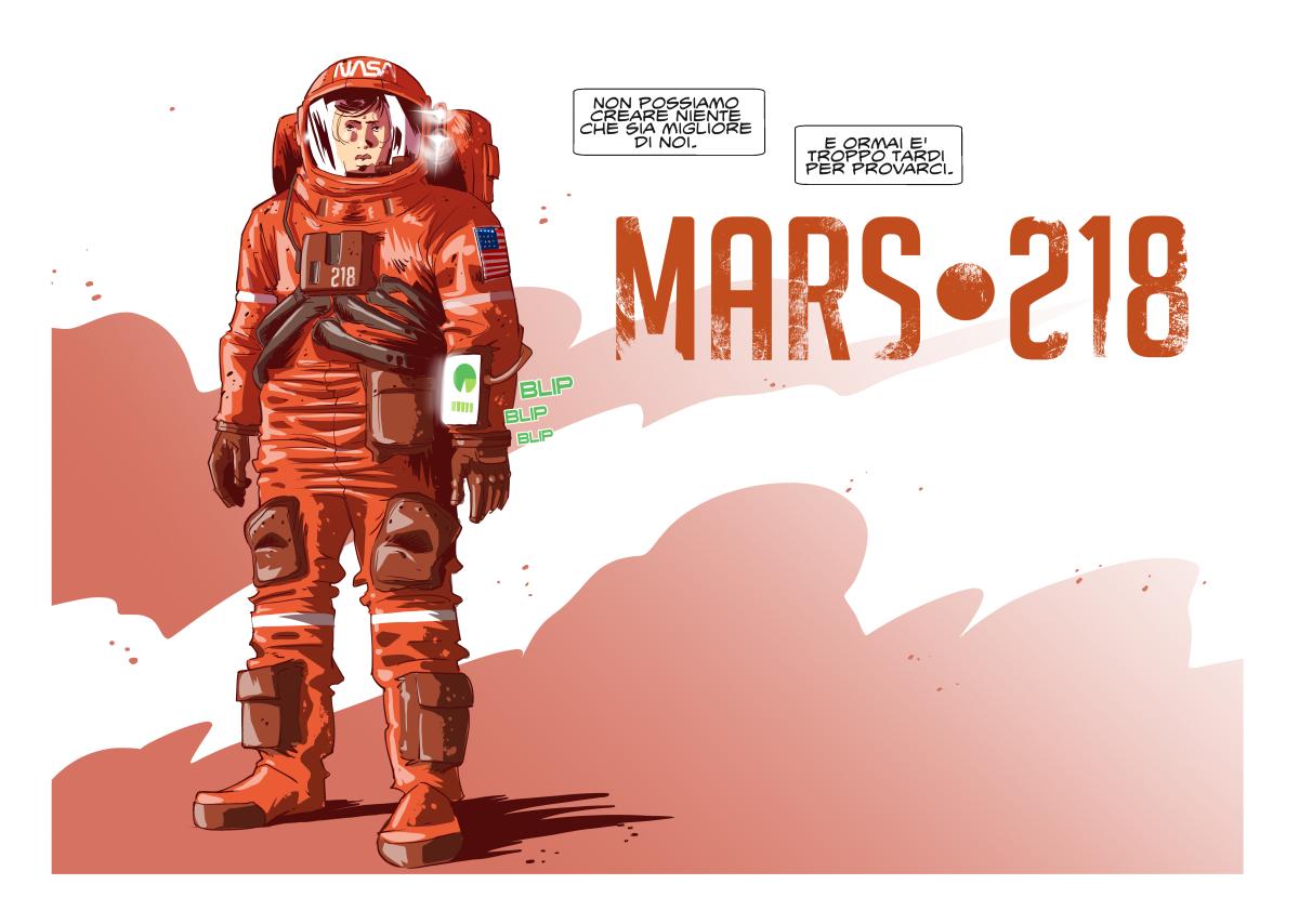 Mars 218 Teaser