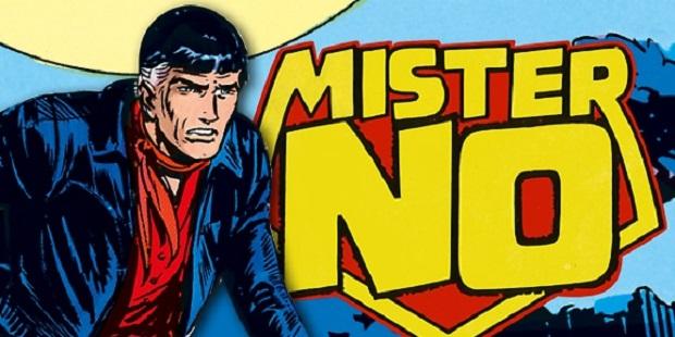I primi albi di Mister No in formato digitale