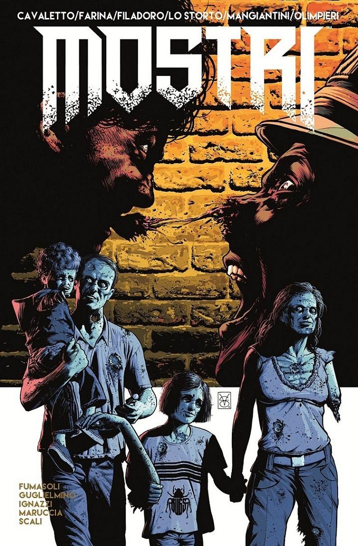 """In arrivo dalla Bug Comics il secondo volume di """"Mostri"""""""