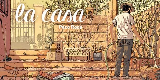 Paco Roca - Immagine di copertina