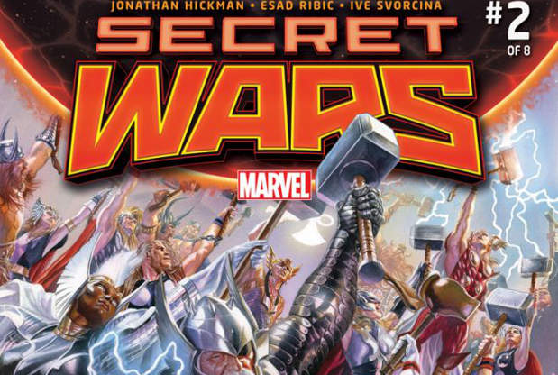 Secret Wars #2: La nascita di Battleworld
