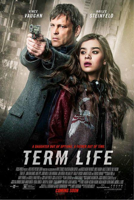 Trailer e poster ufficiale per Term Life_Notizie