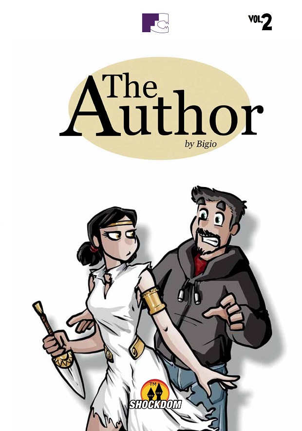 "Shockdom pubblica ""The Author"" Vol. 2 di Bigio"