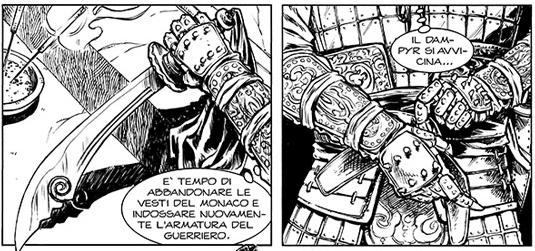 Dampyr #190 – L'ombra di Tziao-Min (Falco, Califano)