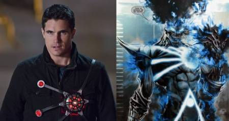 Robbie Amell ritorna in The Flash