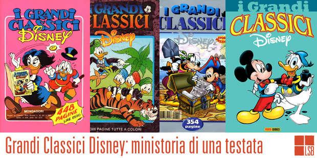 I Grandi Classici Disney: ministoria di una testata