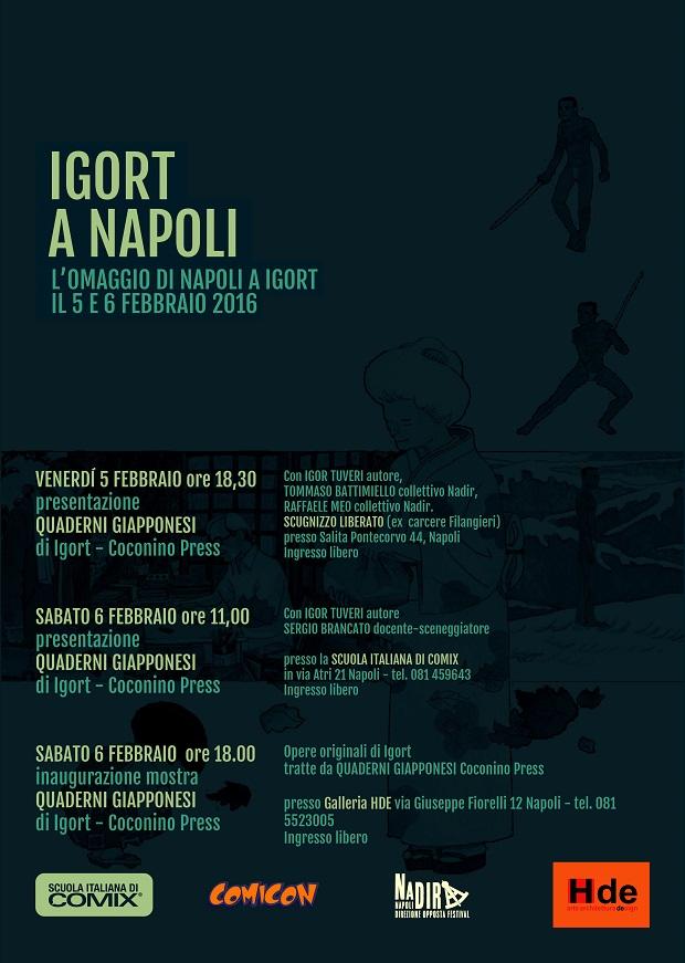 Igort a Napoli