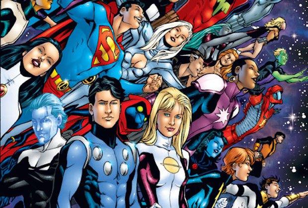 La Legione dei supereroi arriva in TV?