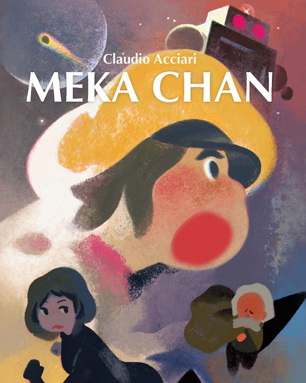 "Bao Publishing presenta ""Meca Chan"" di Claudio Acciari"