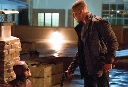 The Punisher: serie tv in lavorazione su Netflix