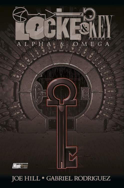 """In uscita il nuovo volume di Locke & Key: """"Alpha & Omega"""""""