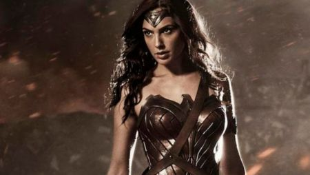 Wonder Woman: le prime immagini del film