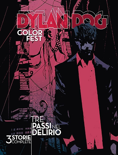 Dylan Dog Color Fest #16: nella mente di Dylan_Recensioni