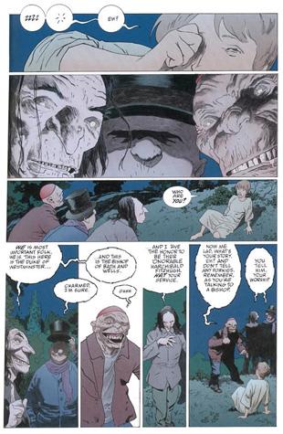 The Graveyard Book e il sodalizio tra Neil Gaiman e P. Craig Russell