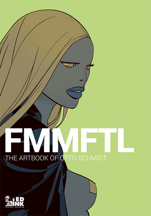 FMMFTL l'artbook di Otto Schmidt (Otto Schmidt)