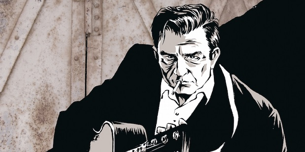 Johnny Cash: the Man in black a fumetti secondo Reinhard Kleist