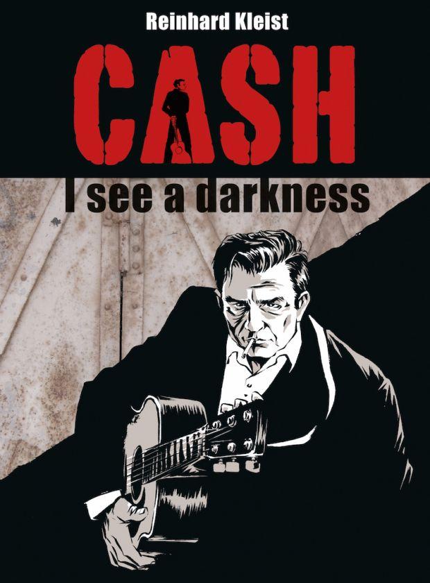 """Torna la biografia """"Cash - I see a darkness"""" di Reinhard Kleist"""
