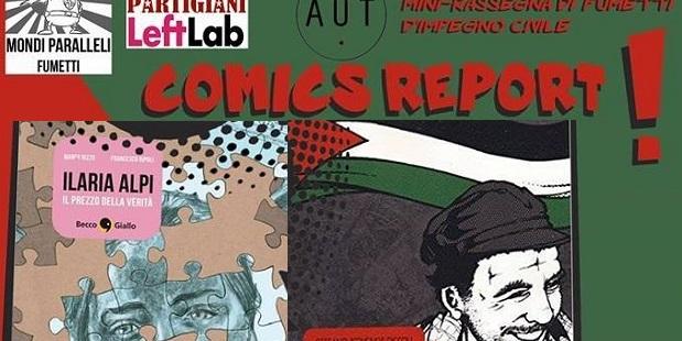 Comics Report Immagine in evidenza