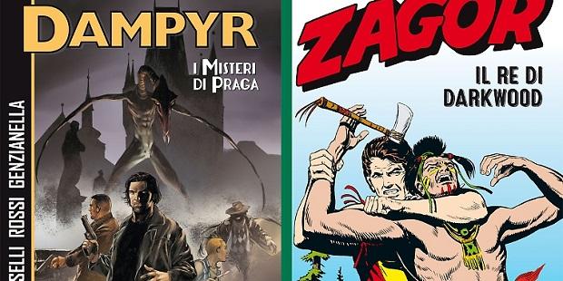 Dampyr Zagor Immagine in evidenza