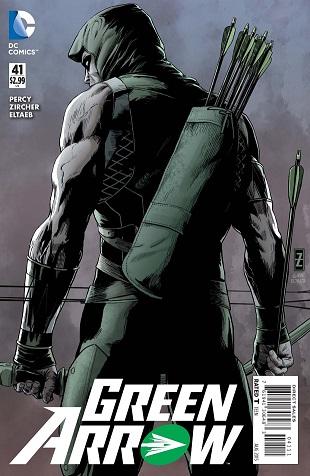Freccia Verde #1 - Nuovi inizi