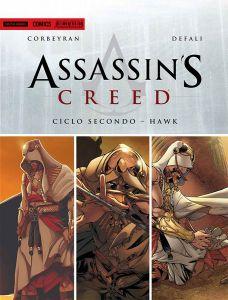 Assassin's Creed - Ciclo secondo: Hawk (Corbeyran, Defali)_BreVisioni