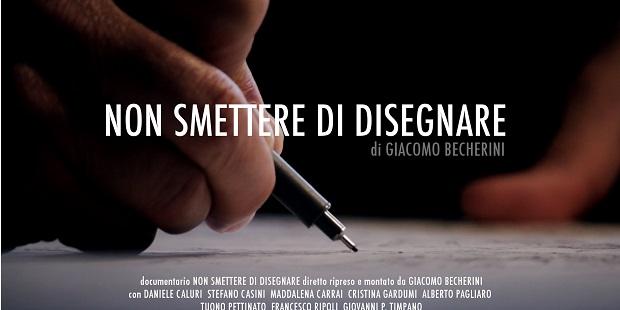 """Il Lanteri presenta """"Non smettere di disegnare"""" di G. Becherini"""